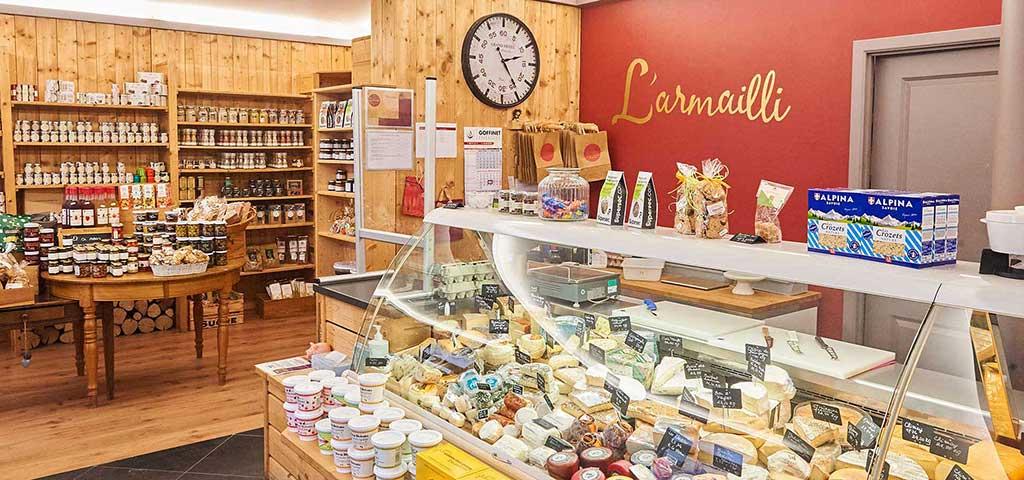 Boutique l'Armailli à Habay-La-Neuve