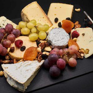 Plateau fromage repas – 11,50€ /pers (à partir de 4 personnes)