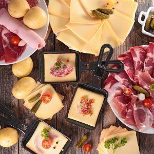 Colis raclette / salaisons – 10€ /pers (à partir de 2 personnes)